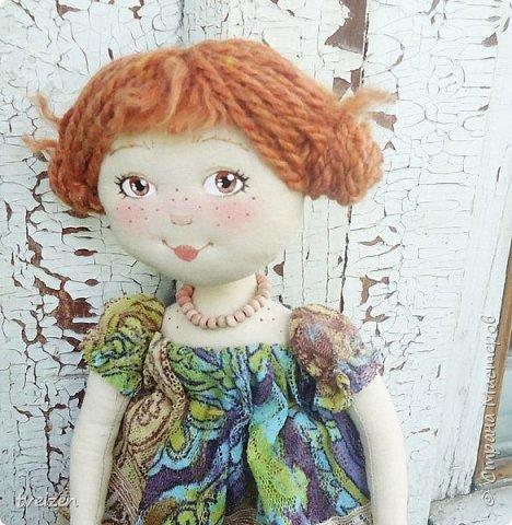 Рыженькая девочка фото 1
