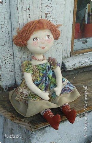 Рыженькая девочка фото 3