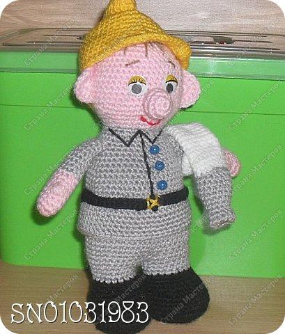 Бонни в костюме свинки, автор описания Havva Unlu фото 5