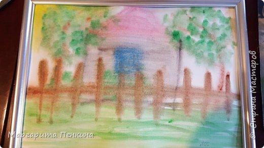"""Картина """"Жеребёнок"""". Бумага, пастель. фото 2"""