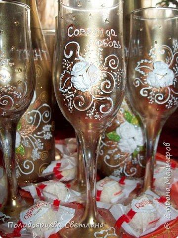 Декор бутылок в разных техниках фото 12