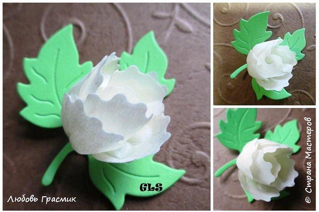 Идея с сайта http://artimeno.blogspot.ru/2013/07/diy-17-kwiat-z-tasmy-washi.html Так понравилось, что захотелось сразу попробовать. Использовать бумажный скотч не рискнула, мало его у меня :). Тренировалась на малярном. Эффект получился потрясающий,  поэтому делюсь. фото 1