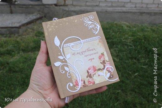 Блокнот с нуля) Сделан на заказ в подарок) фото 12