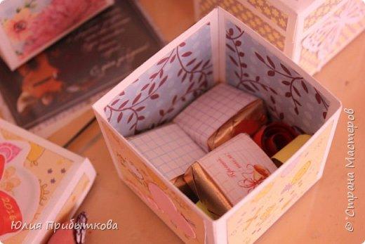 Коробочки выпускникам на Последний звонок. фото 5