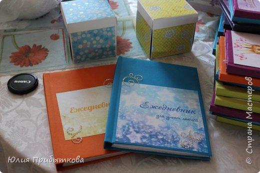 Вот такие подарочки получились на выпускной из начальной школы у старшей дочурки) фото 1