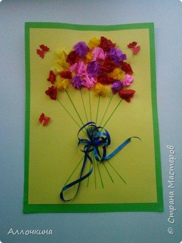 Хочу поделиться несколькими идеями поделок с детьми! Воздушные шары! фото 2