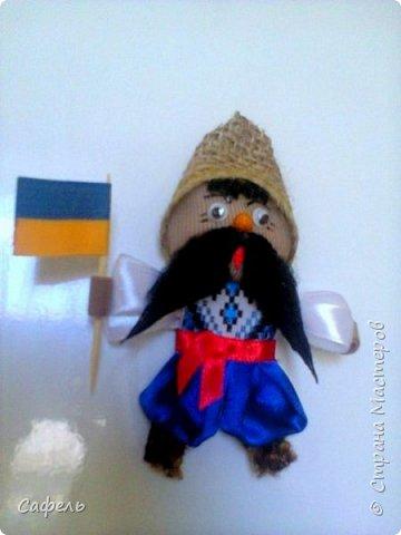 Привет, по просьбам трудящихся выкладываю МК по магниту. Вот здесь можно казака рассмотреть более детально http://stranamasterov.ru/node/1026219. фото 9