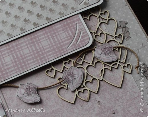 Фотоальбом для девочки. Бумага Maja design. фото 15