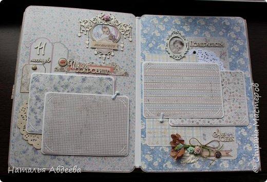 Фотоальбом для девочки. Бумага Maja design. фото 26