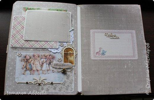 Фотоальбом для девочки. Бумага Maja design. фото 31