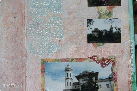 Добрый день, уважаемые соседи. Сегодня хочу показать альбом, подаренный моей любимой тетушке на ДР. Она большая любительница Крыма, поэтому я и сделала этот альбом из ее крымских фото. Коробка для альбома: фото 15