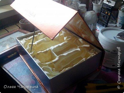 Добрый день, коллеги. Хочу показать новую коробку. фото 2