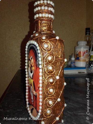 Сколько бутылочек уже в этой  прекрасной стране поселилось несосчитать, добавляю еще две; фото 3