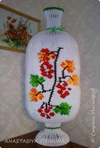 Большая напольная ваза фото 3