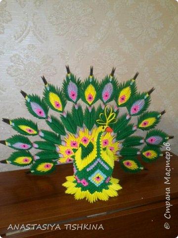 Большая напольная ваза фото 8