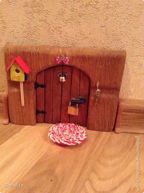 Мышкина дверка. фото 1