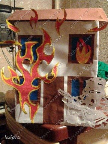 пожарный щит фото 4