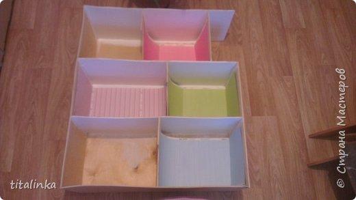 Здесь моим вдохновителем стала Julicat http://stranamasterov.ru/user/290607 Сначала захотела сделать такой же домик, как у неё. Потом захотелось больше, больше, больше!... Теперь снова хочу сделать и маленький домик ))) фото 2