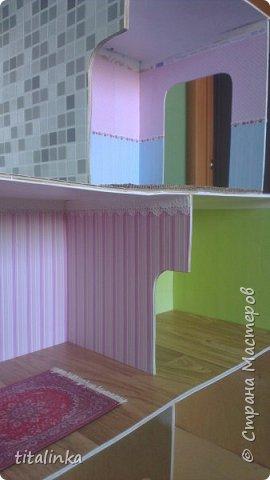 Здесь моим вдохновителем стала Julicat http://stranamasterov.ru/user/290607 Сначала захотела сделать такой же домик, как у неё. Потом захотелось больше, больше, больше!... Теперь снова хочу сделать и маленький домик ))) фото 8