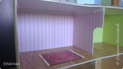 Здесь моим вдохновителем стала Julicat http://stranamasterov.ru/user/290607 Сначала захотела сделать такой же домик, как у неё. Потом захотелось больше, больше, больше!... Теперь снова хочу сделать и маленький домик ))) фото 9