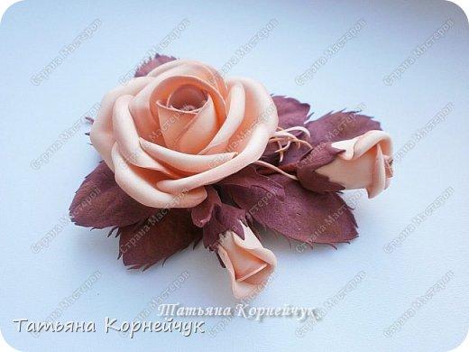 Ох, как долго не поддавались мне розы. Но вот,  кажется, начали они у меня потихоньку получаться. фото 9
