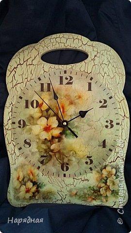 Часы и доски фото 1