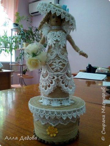 шкатулка- невеста фото 1