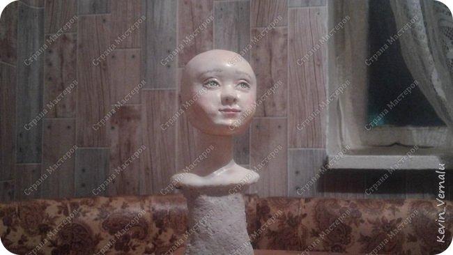 Кукла создана с большими усилиями...По мотивам кукол Долькирадуги,она же Машери,она же Кира Сашина,и Кира Кинаш.Теперь и у меня дома живет эта радость...Буду стремиться создавать еще больше такой красоты:-).Не скромно.... фото 4
