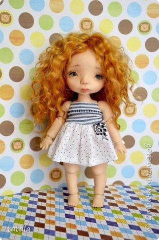 Здравствуйте все! у меня накопилось несколько фотографий которые я еще не показывала)) Все куклы сделаны из фимо. Спасибо за внимание)) фото 2