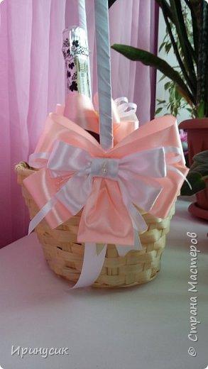 Декор корзины с экзотическими фруктами  для подарка на день рождения))) фото 2