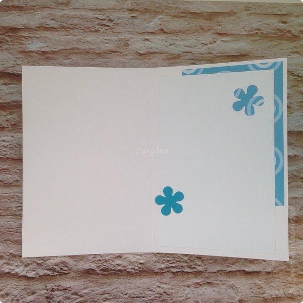 В понедельник я проводила занятие в детском центре. Делали мы открыточку с феечками Марины Федотовой. Открытка двойная с внутренним, хоть и минимальным оформлением. фото 3