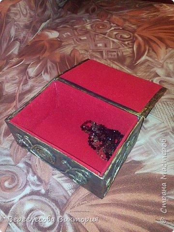 Всем-всем-всем жителям привет!!! Сегодня я хочу показать вам свои шкатулочки-коробочки. И расскажу немножко.))) фото 4