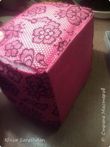 Всем привет.  Вот такие коробочки я сделала из бросового материала для прихожей.  Теперь, все по порядку... фото 8