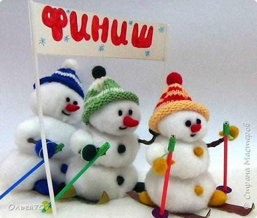 снеговички