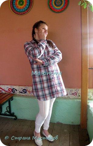 Давно не заходила, давно ничего не показывала. Вот, собрала всё в кучу, может, кого вдохновлю на обновочки тоже)) Заказчица любезно разрешила похвалиться ее новым комплектом: юбкой и блузкой фото 13