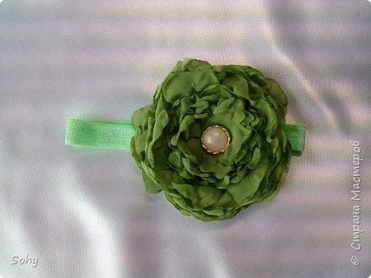 повязка для волос фото 3