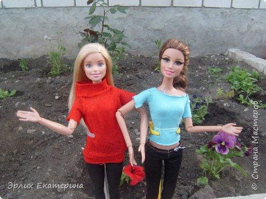 Всем большой привет , я здесь , с новенькой куклой -это барби безграничные движения  фото 1