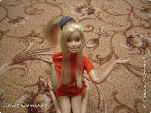 Всем большой привет , я здесь , с новенькой куклой -это барби безграничные движения  фото 4