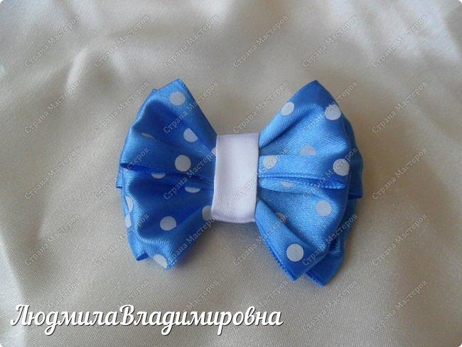 Наш парад бантиков открывают фиолетовые)))) фото 7