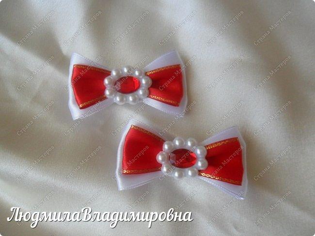 Наш парад бантиков открывают фиолетовые)))) фото 10