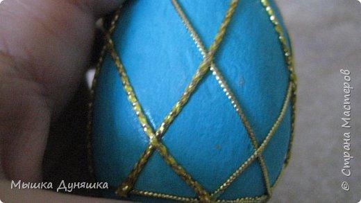 Здравствуйте, уважаемые жители Страны мастеров! Сегодня я хочу вам представить свой новый мастер-класс по изготовлению сувенирного яйца с ангелочком и голубками. Изделие сделано вручную из различных материалов: полимерной глины, соленого теста, ткани и т.д.     фото 21