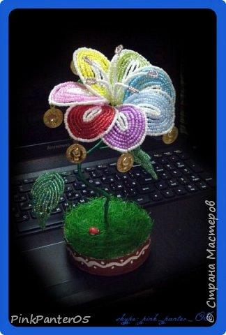 Корзинка в подарок мамуле на день рождения фото 2