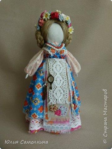Кукла-оберег Желанница фото 1