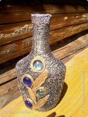 Добрый день всем, Вот мои бутылочки. Эта самая любимая.... фото 23