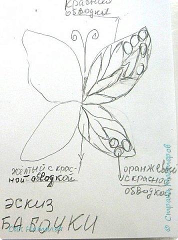 """Панно изготовила Кощеева Ксения, 12 лет, учащаяся ТО""""Креативное рукоделие"""". А я все этапы сфотографировала и сделала мастер-класс. фото 5"""