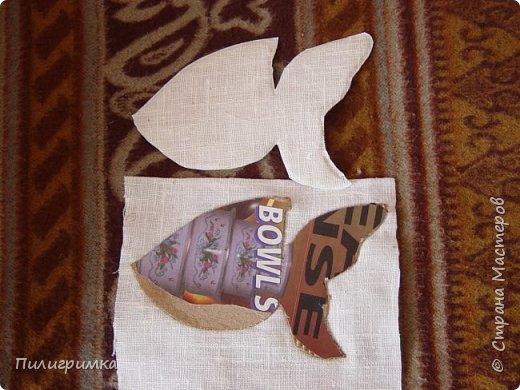 Вдохновившись работами Ольги Бек  (https://stranamasterov.ru/node/364067?c=favorite ), решила сделать пару-тройку рыб. фото 6