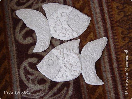 Вдохновившись работами Ольги Бек  (http://stranamasterov.ru/node/364067?c=favorite ), решила сделать пару-тройку рыб. фото 7