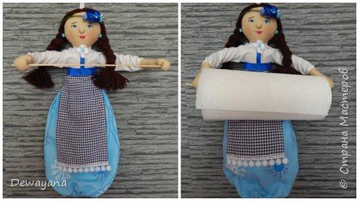 Мои первые заказики - куколки украиночки. фото 6