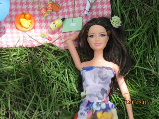 Привет всем! Сегодня я подготовила 2 фотосессии для вас.  Пора на пикник! фото 6
