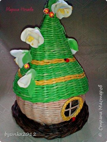 Здравствуйте! сегодня у меня домики шкатулки,очень их люблю делать. всегда такие разные получаются)))  фото 3